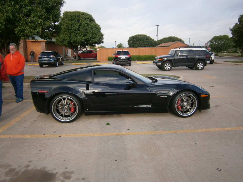 Cars And Coffee Midwest City